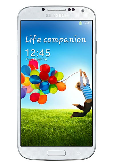 Review: Samsung Galaxy S4  is amazing but not a killer