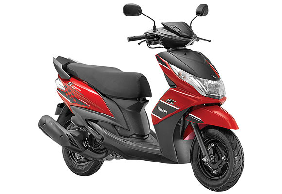 Yamaha Launches Ray Z In India for Rs 48.5k