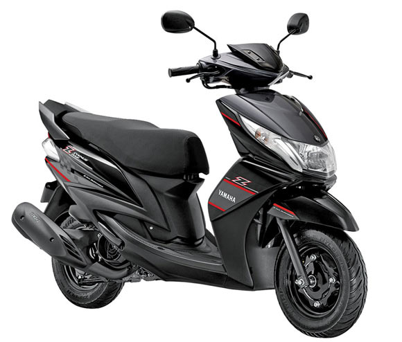 Yamaha Launches Ray Z In India For Rs 48 5k Rediff Getahead