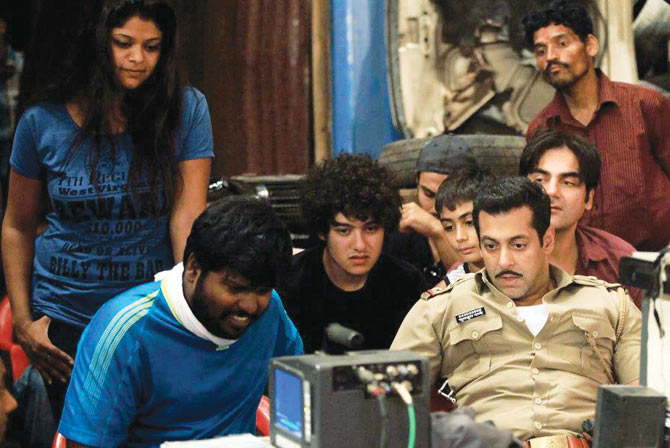 On the sets of Dabanng2