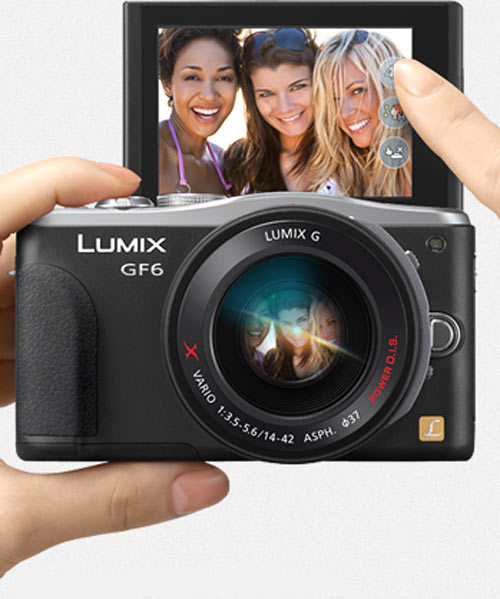 For Rs 50k is Panasonic Lumix GF-6 better than a DSLR camera?