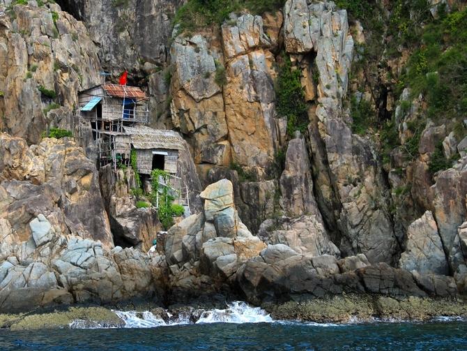 Off the coast, Nha Trang, Vietnam