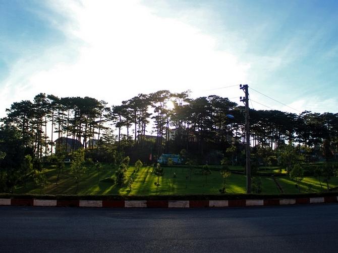Bus station, Da Lat, Vietnam