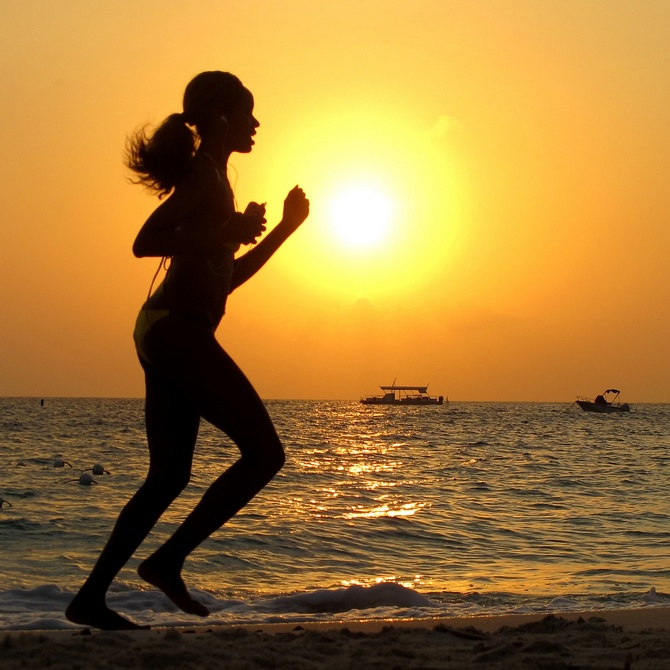 Rise up and shine! We are now in Week Two of the four-week fitness challenge.