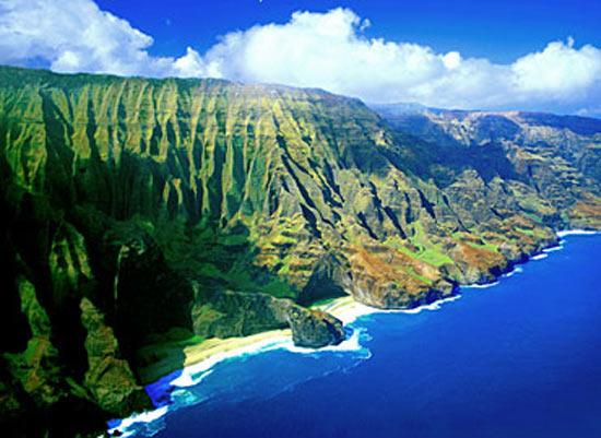 Island Kauai, Na Pali Coast