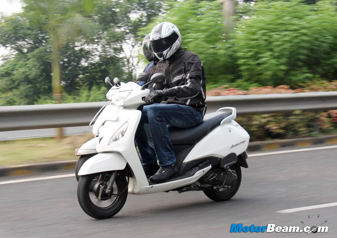 Is the TVS Jupiter better than Honda Activa?