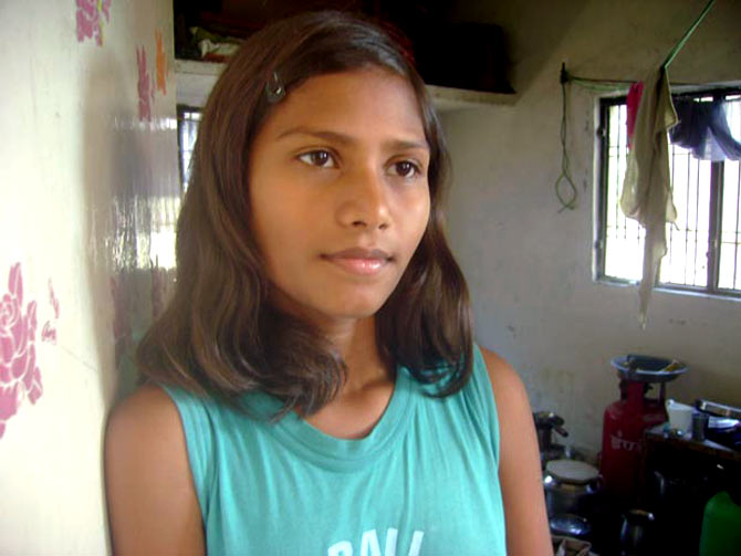 Sushma Verma, 13, has enrolled for a Master's degree in Microbiology