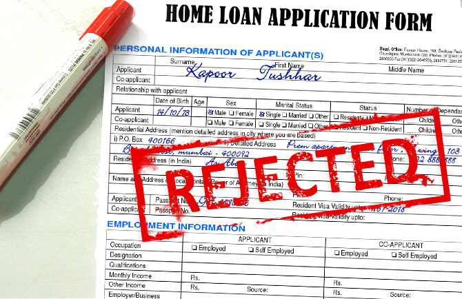 So your loan's been rejected. Read on to know how the banks look at it.