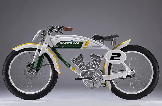 Classic E-Bike