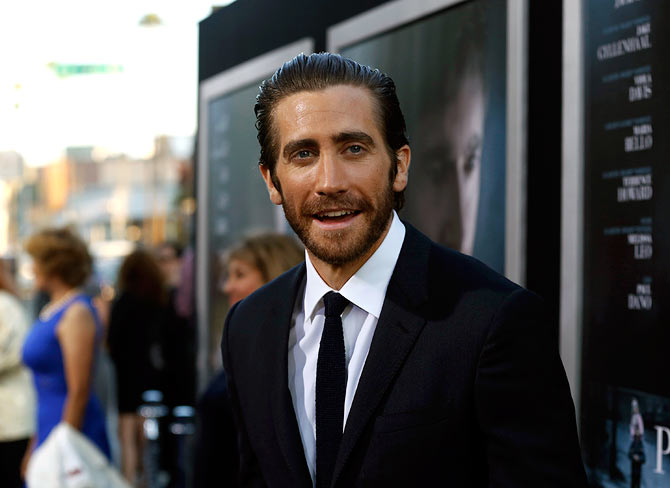 Prince of Persia star Jake Gyllenhaal and Adam Levine went to kindergarten together.
