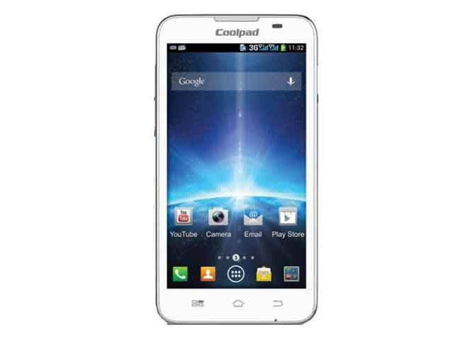 Spice Coolpad 2