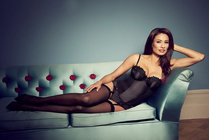 Melanie Sykes for Ultimo