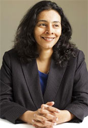 Capgemini India CEO Aruna Jayanthi