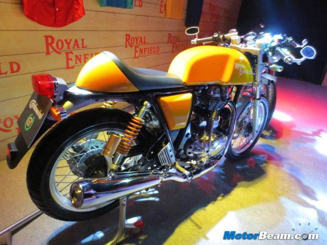 Royal Enfield Continental GT: The most powerful Bullet