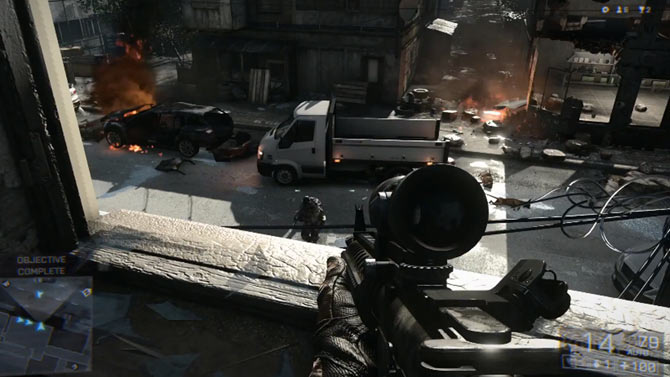 Battlefield 4 is a fantastic shooter for multiplayer gamers