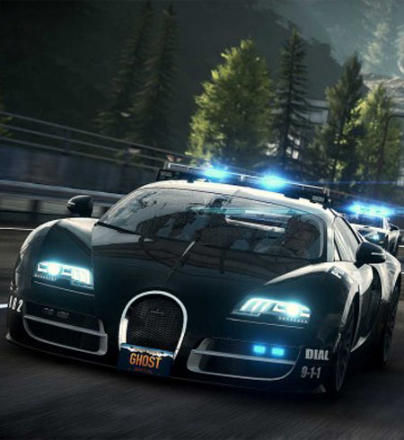 Need for Speed: Rivals is a perfectly fun game