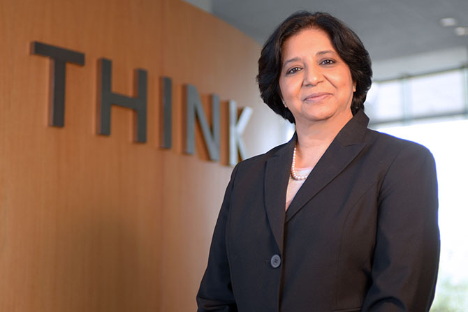 Vanitha Narayanan, Managing Director, IBM India Private Limited