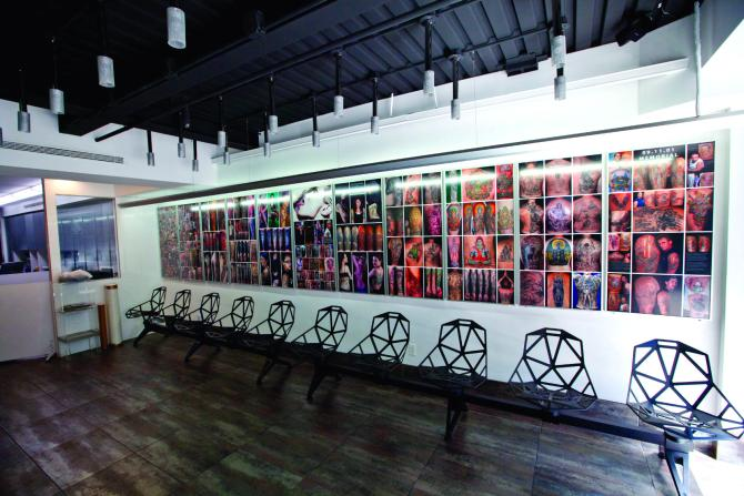 Why Anil Gupta is New York's top tattoo artist!