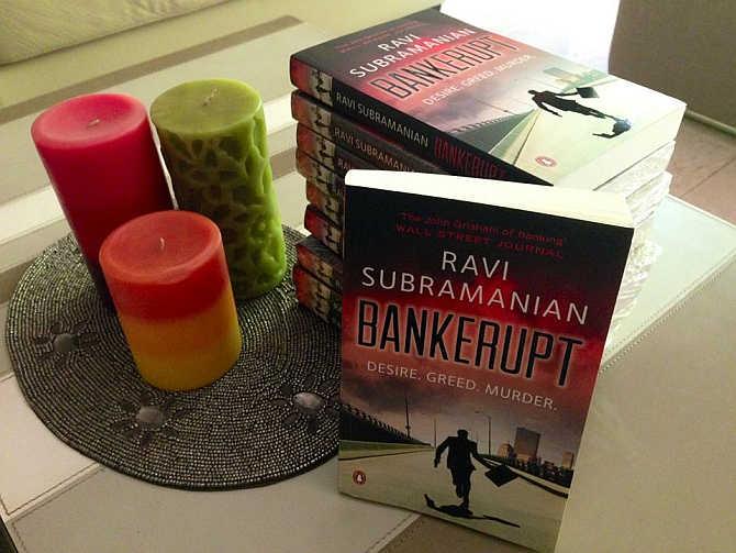 Ravi Subramanian's Bankerupt
