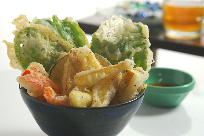 Cooking good food is not everybodys cup of tea rediff getahead japanese tempura forumfinder Image collections