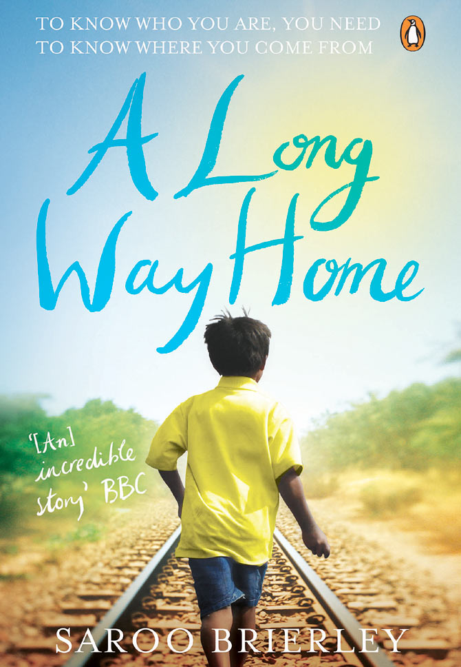 A Long Way Home is a fascinating true story of Saroo Brierley who found his way back home 25 years after he was lost.