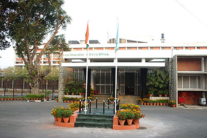Panjab University was ranked 226 in the THE world university rankings 2013