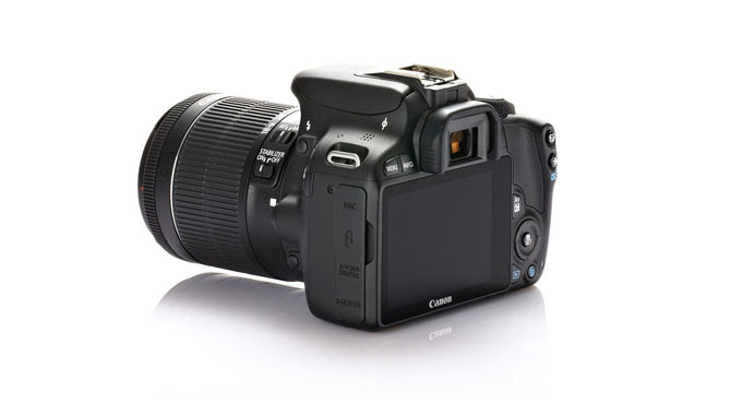 Canon EOS 100D: What works, what doesn't