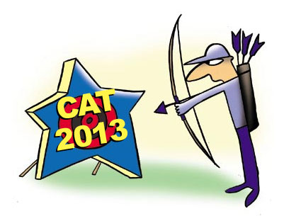 Two-week strategy to crack the CAT 2013