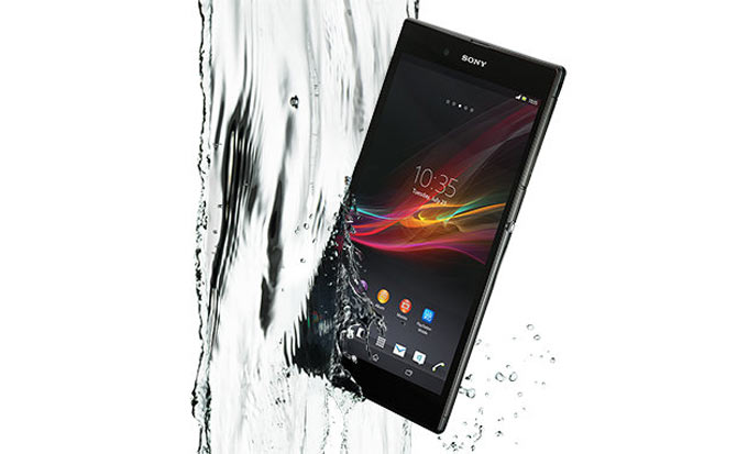 Sony Xperia Z Ultra: For those with deep pockets
