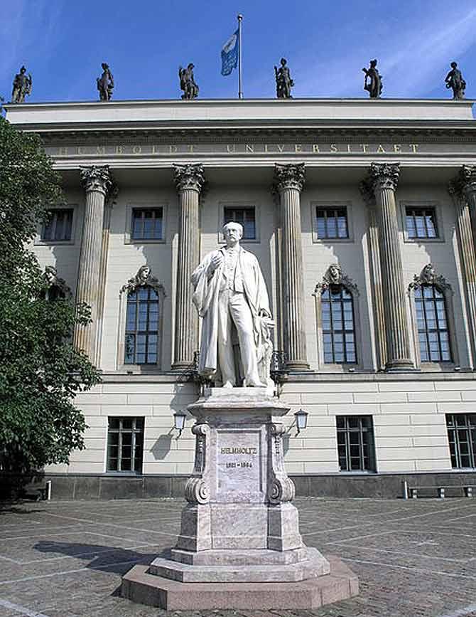 Humboldt University of Berlin main building