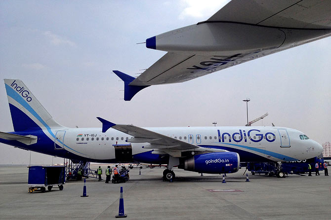 'My confidence, my positive attitude towards work were in sync with what IndiGo was looking for'