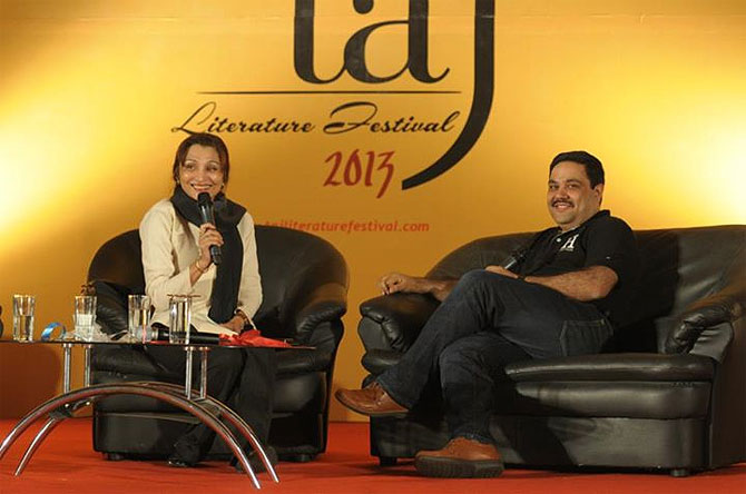 Ravi Subramanian chats with journalist and author, Satya Saran.