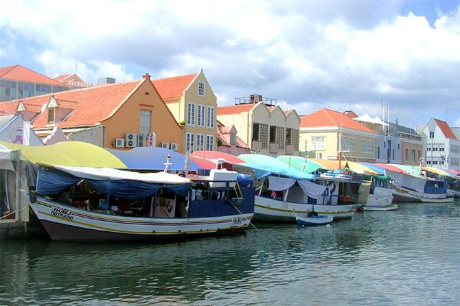 Punda, Willemstad, Curacao, Caribbean