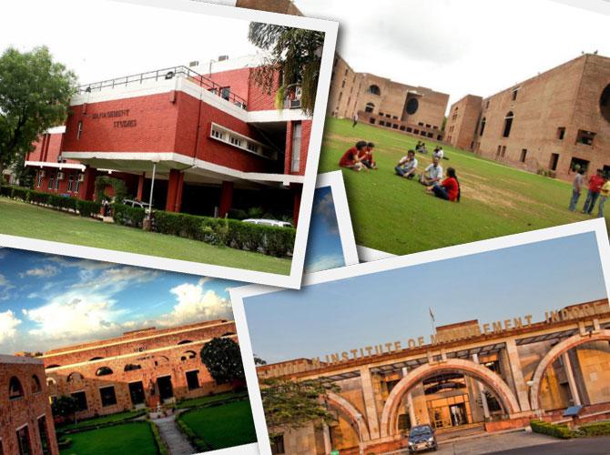 India's best b-schools of 2013