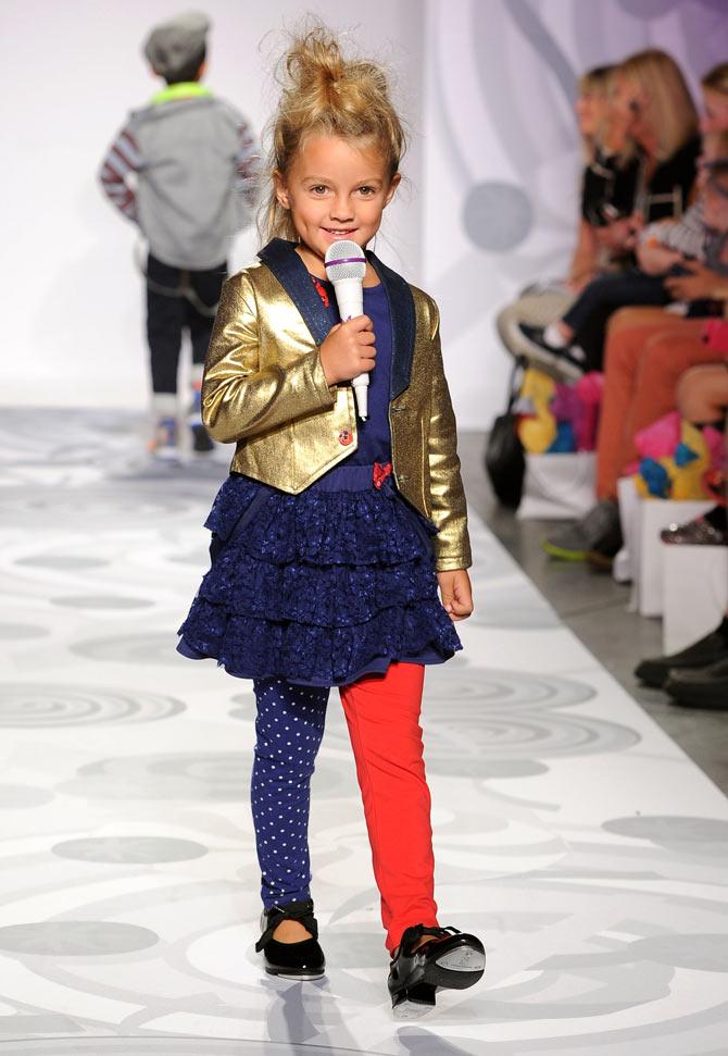 Truly Scrumptious: Supermodel Heidi Klum's latest avatar!