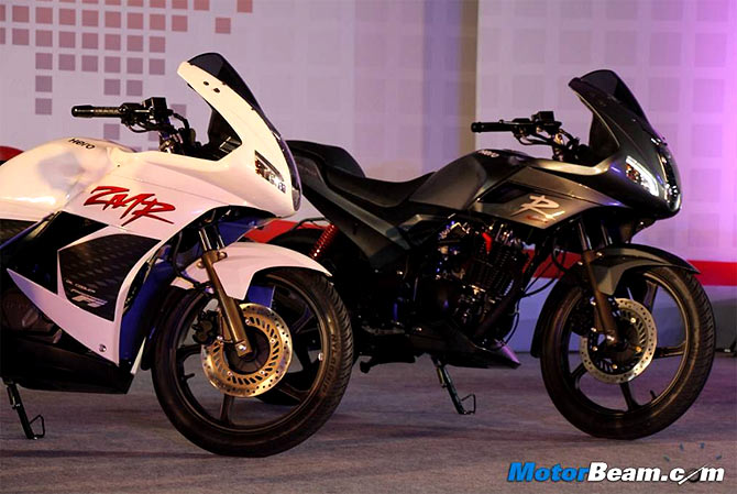 Photos: The updated Hero Karizma R
