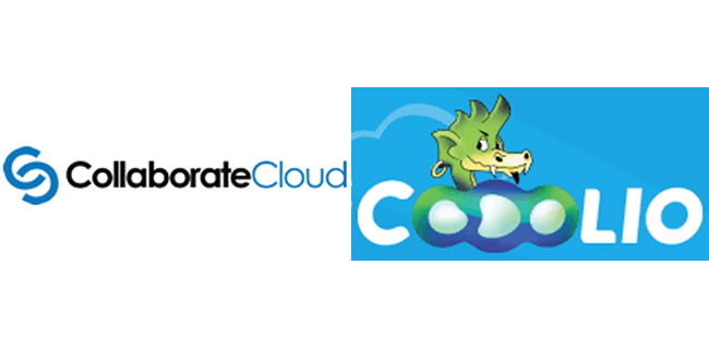 CollaborateCloud and Cooolio Online