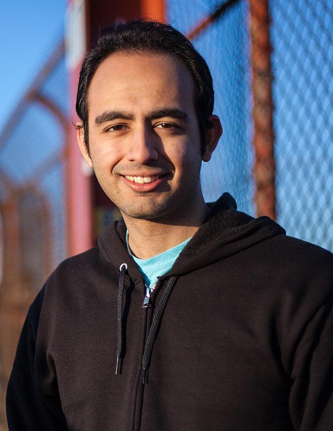 Varun Arora, founder, OpenCurriculum
