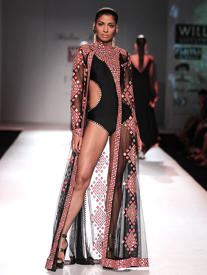 Trendy, Stylish, Fun! The BEST of Wills India Fashion Week ...
