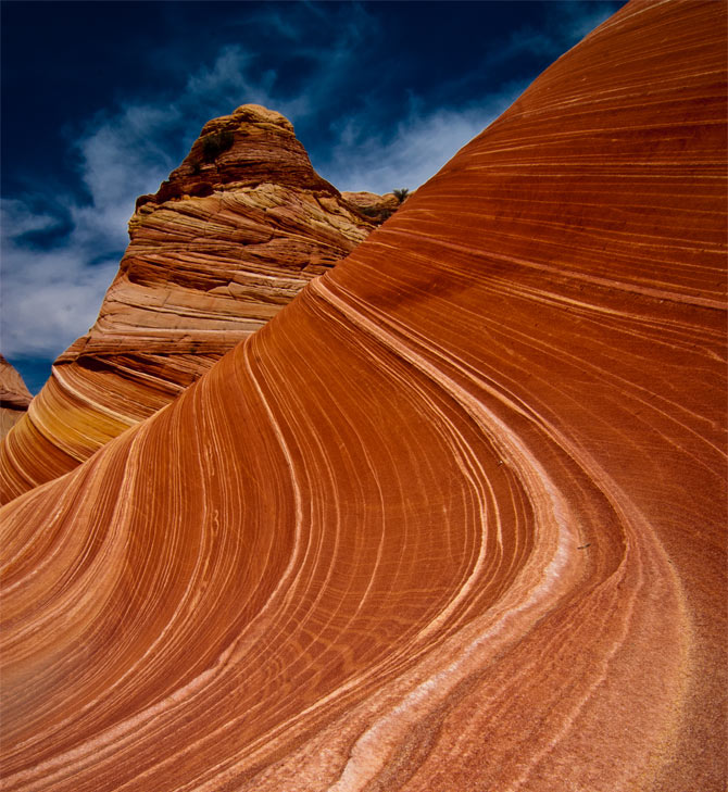 Paria Canyon of Arizona and Utah, USA