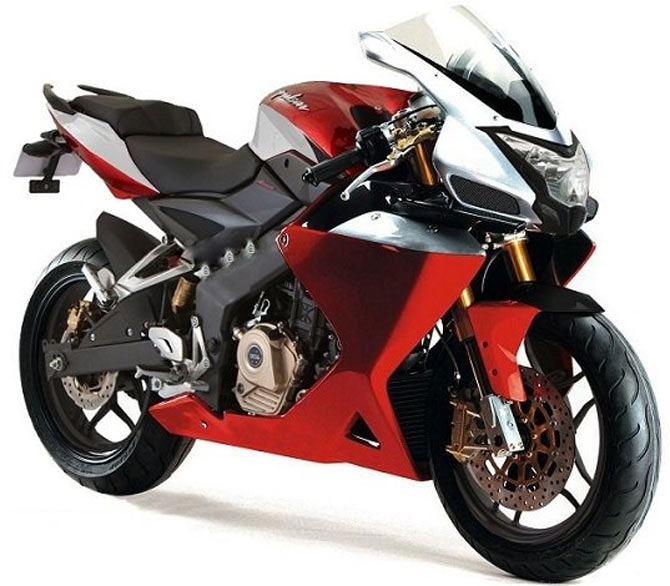 IN PICS: The hot new bikes that'll set Indian roads on fire!