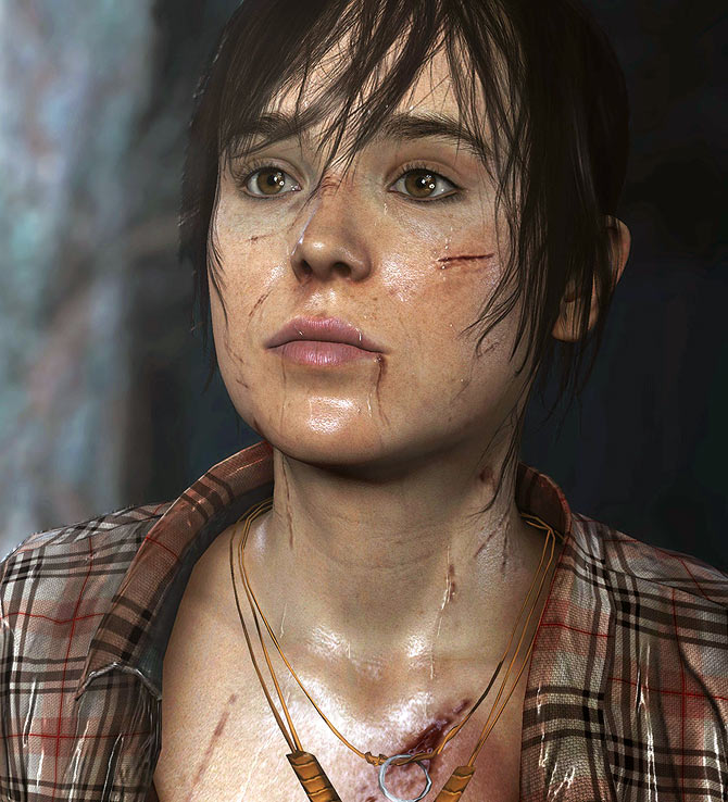 Gaming review: Think twice before buying Beyond Two Souls