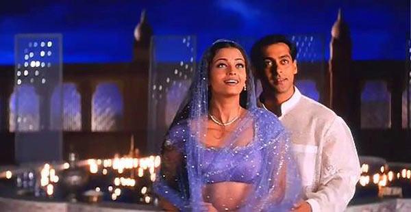 A still from the film Hum Dil De Chuke Sanam