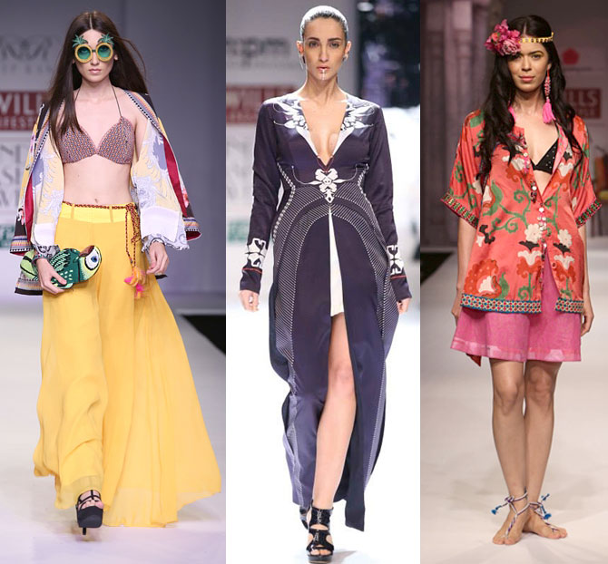 Photos: Top fashion trends straight from the runway