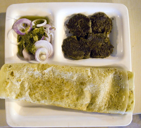 How far will you travel for food? India's best street foods!