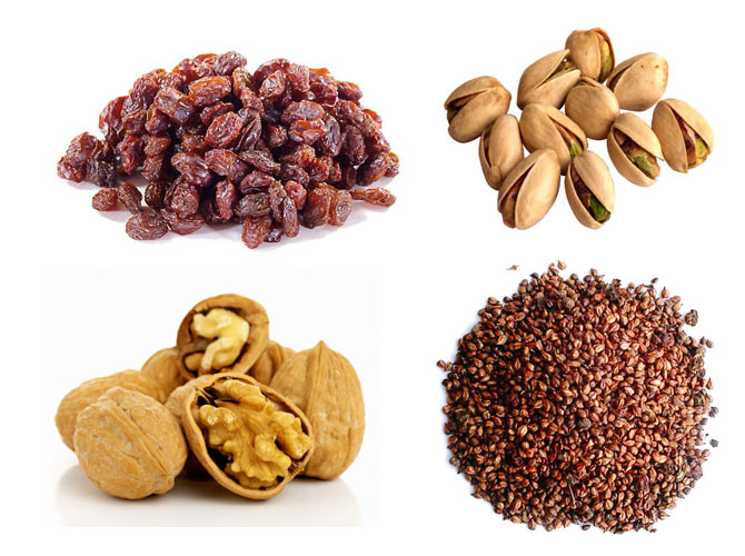 Top foods to bea