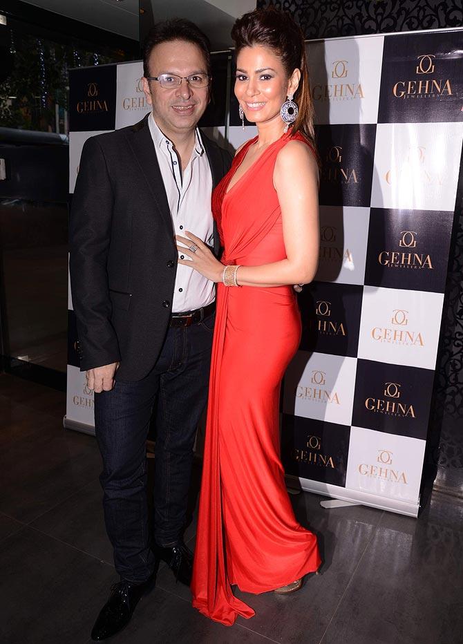 Roshan Abbas and Shaheen Abbas
