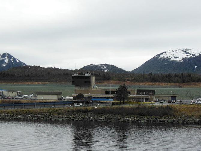 4. Ketchikan International Airport, Alaska, United States