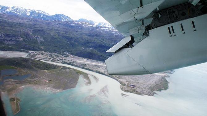 6. Narsarauq Airport, Greenland
