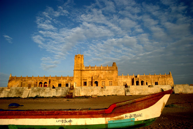 Tranquebar (also known as Taragambadi)